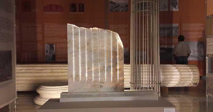 Hondrogiannis Marble Art Seminars in Tinos