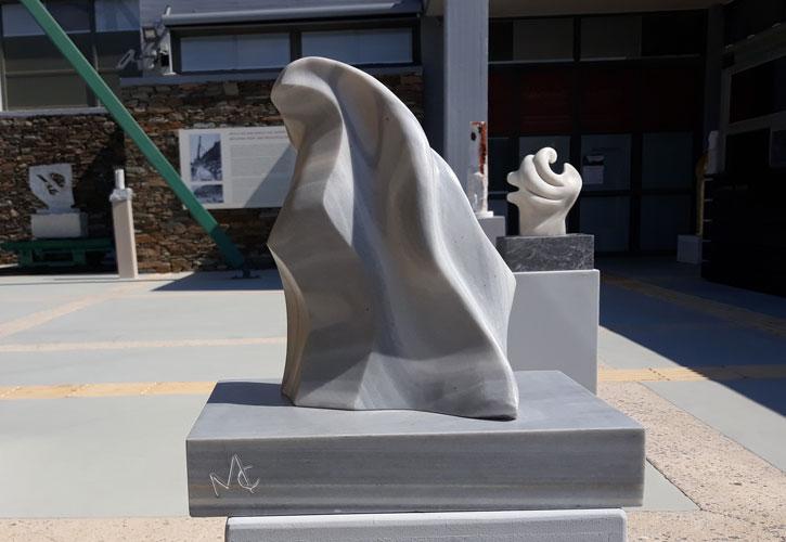 La danza del vento / Ο χορός του ανέμου - Έργο της Michelle Carlini