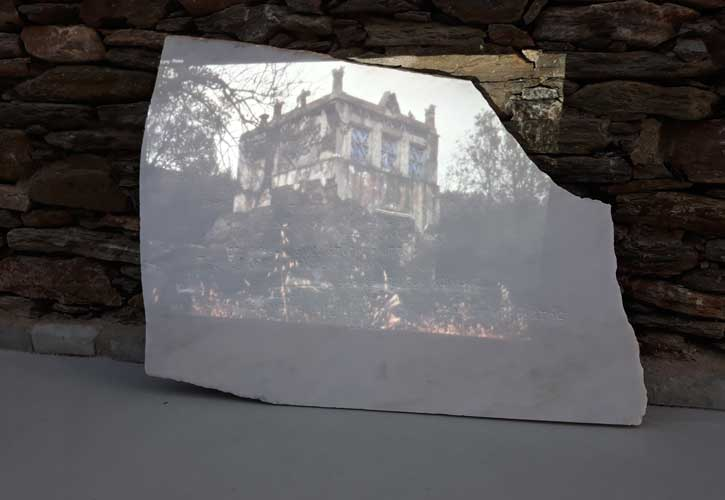 Messaggi Perduti / Χαμένα Mηνύματα - Έργο της Giulia Ciappi